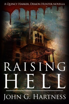 Raising Hell Cover
