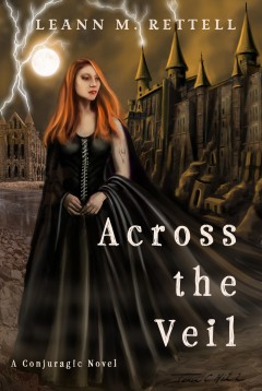 Across the Veil - Leann M. Rettell